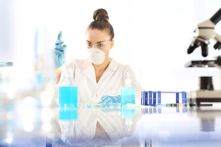 genetic engineering: Biotechnology and genetic engineering.