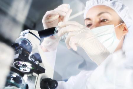 Medical laboratory analysis