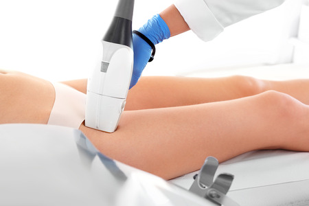 Laser hair removal thighs