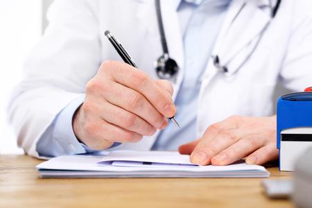 Medical prescription.