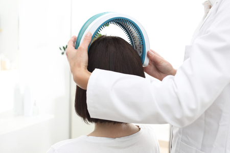 Laser therapy of the scalp and hair.