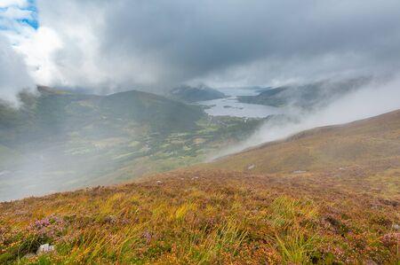The valley and mountains of Glencoe, Scotland Reklamní fotografie