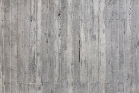 Coarse made, gray wall of exposed concrete Foto de archivo