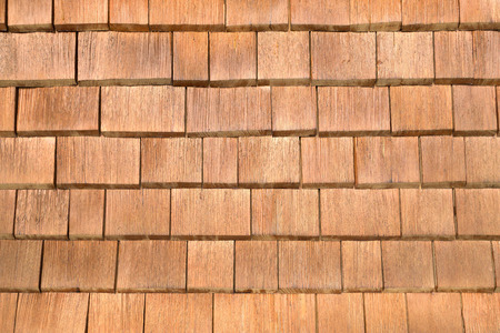 shingles: Brown shingles