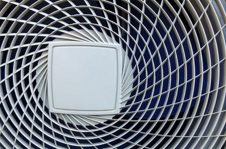 Grid of an industrial fan