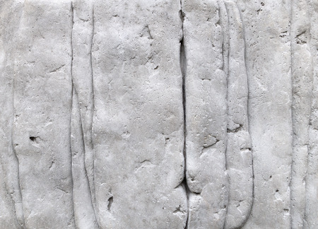 crevice: Gray stone with abstract pattern