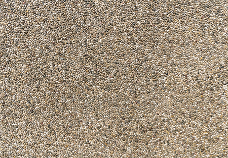 exposed: Exposed aggregate concrete Stock Photo