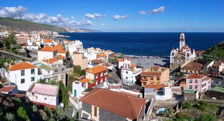 Candelaria on the island of Tenerife, Spain