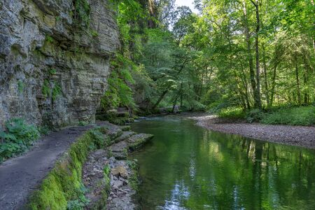 Wutachschlucht - Wutach Gorge in the Black Forest, Germany