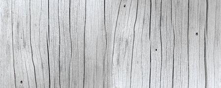 Light gray wood background panorama