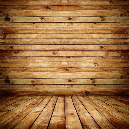 smooth wood: Room. The brown wood texture with natural patterns background Stock Photo