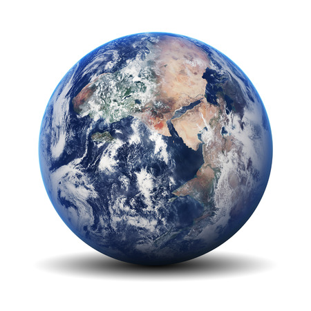 Earth globe isolated on white background elements of this image earth globe isolated on white background photo sciox Image collections