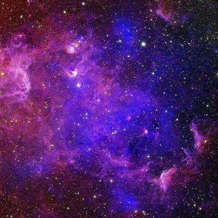Estrellas de galaxias. Fondo del espacio abstracto. Los elementos de esta imagen proporcionada por la NASA Foto de archivo - 50453614