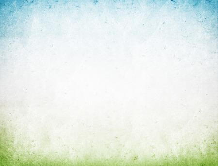 blue green background: Vintage blue green paper background