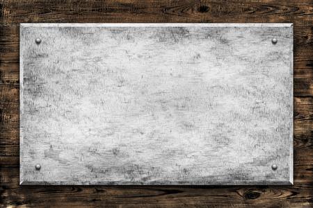 concrete texture: Wood with concrete texture background