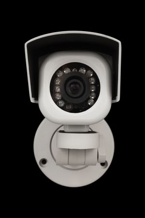 CCTV security digital camera Stock Photo - 3675527