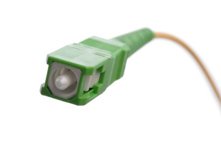 OPTICAL FIBER PATCH CORD SC - APC
