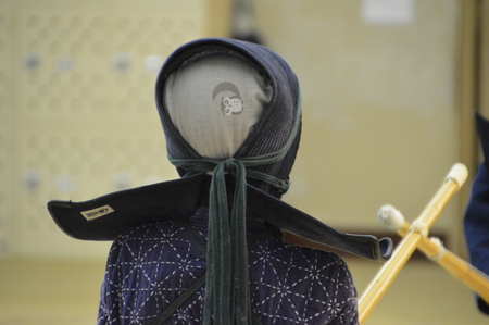 Young Kendo Practitioner
