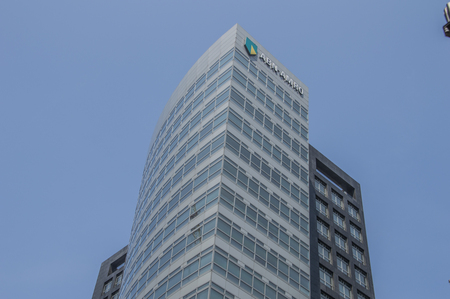 Headquarters ABN AMRO Bank At Amsterdam The Netherlands 2018