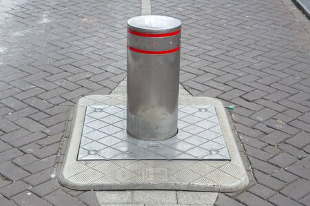 Anti-Parking Bump At Amsterdam The Netherlands 2019