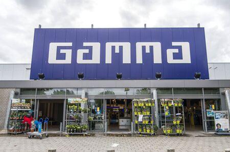 Gamma Shop At Diemen The Netherlands 2018