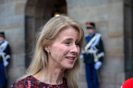 Mona Keijzer At The Kings Reception Amsterdam The Netherlands 2020