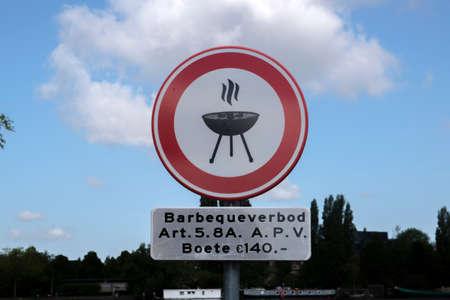 No BBQ Allowed At Park Somerlust