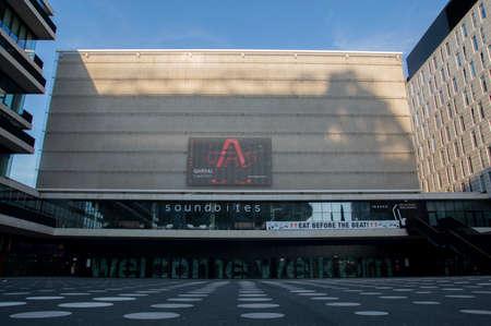 Billboard Qapital At The Ziggo Dome Amsterdam The Netherlands 24-6-2020