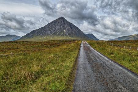 West Highland Way in Scotland