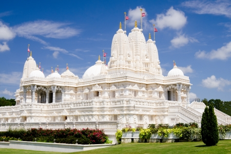 Hindu temple in Atlanta, GA photo