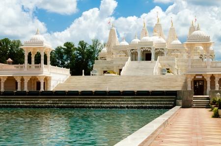 atlanta tourism: Hindu temple in Atlanta, GA