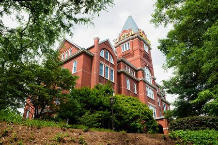 """Tech Tower"" aan het Georgia Institute of Technology in Atlanta"