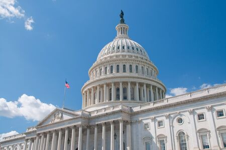 congressional: The United States Capitol Building in Washington, DC