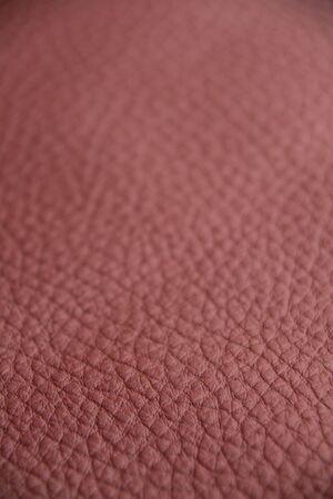 shallow dof: leather macro with shallow dof Stock Photo