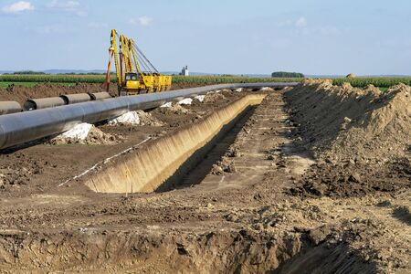 Gas Pipeline Installation and Construction