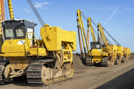 Pipeline Construction Machinery and Equipment