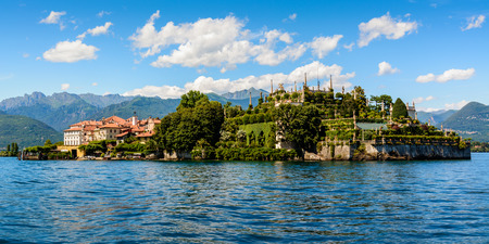maggiore: Isola Bella is located in the middle of Lake Maggiore. The island owes its fame to the Borromeo family who built a magnificent palace with a beautiful garden.