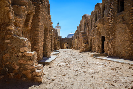 episodes: a beautiful view of the barn where it was filmed the famous movie Star Wars located in Tunisia