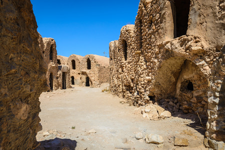 episodes: Located about twenty kilometers from the Sahara, Ksar Haddada is one of the scenes of the movie Star Wars, Episode I: The Phantom Menace.