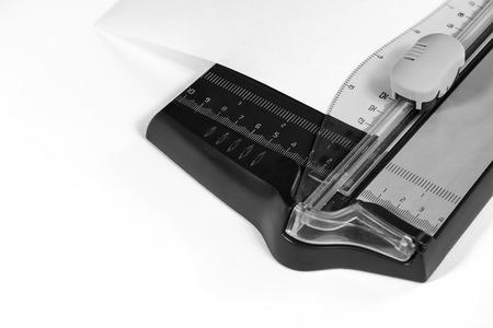 matiere plastique: Dans l'image d'un document de coupe agrandi en mati�re plastique.