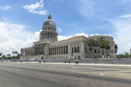 capitolio: The Capitolio in Havana, Cuba