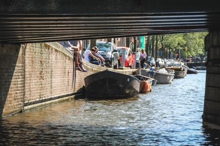 Amsterdam, The Netherlands - July 15, 2011