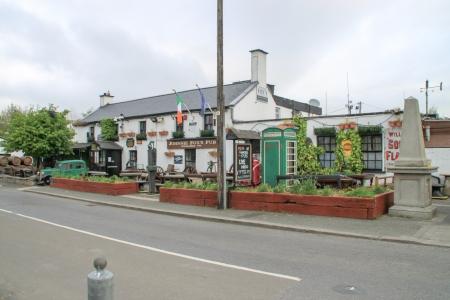 Glencullen, Ireland - April 25, 2011 The Johnnie Fox