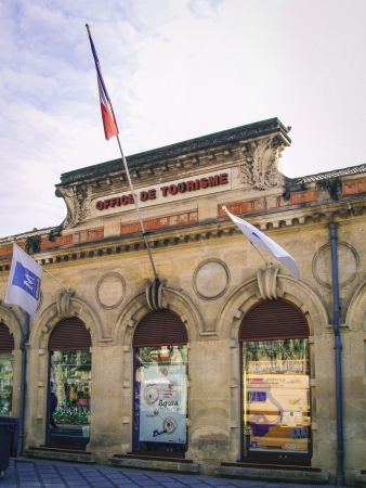 Montpellier tourism office located on the main plaza  Place de la Comédie  in the heart of Montpellier