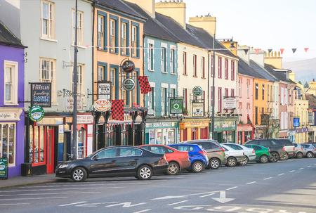 Kenmare, Republic of Ireland - February 28, 2013   Editorial