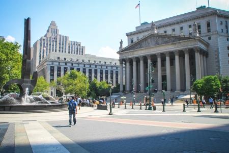 New York City, USA - August 9, 2012