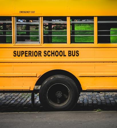 schoolbus: Superior school bus