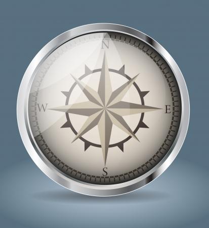 Compass Stock Vector - 18929787