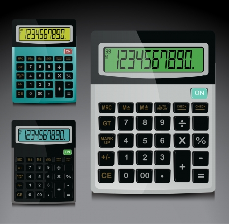 Calculator  Stock Vector - 20237157