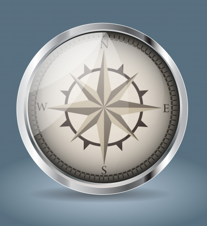 Compass Stock Vector - 20237084